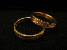 Wedding Rings (two - toned Gold and Platinum Bangles, Bracelets, Just Amazing, Wedding Rings, Engagement Rings, Giveaways, Gold, Events, Weddings