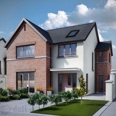 4 bedroom House For Sale, NEW DEVELOPMENT OF DETACHED HOUSES, Castleheights, Kilmoney, Carrigaline, Co. Cork