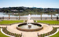 ★★★★★ Pestana Palácio do Freixo, Pousada & National Monument - The Leading Hotels of the World, Porto, Portugal Hotels Portugal, Porto Portugal, Spas, Resorts, Leading Hotels, Douro, Portuguese, Golf Courses, Places To Visit