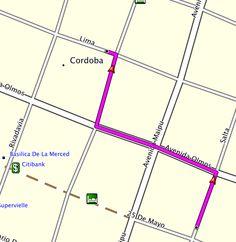 Argentina Garmin Map Cordoba Argentina GPS Map Garmin Cordoba - Argentina map garmin