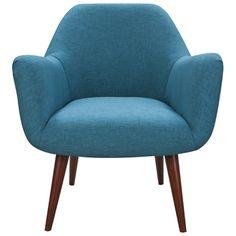 Bucket Chair Lido Teal
