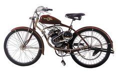 1948 Harley Davidson Whizzer.