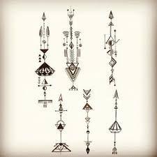 tattoo triangle meaning ile ilgili görsel sonucu