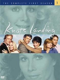 knots landing | Knots Landing DVD news: Full-size Front Cover Art for Knots Landing ...