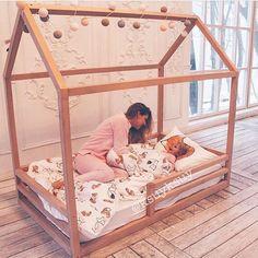 Interior Living Room Design Trends for 2019 - Interior Design Little Girl Bedrooms, Big Girl Rooms, Boy Room, Baby Bedroom, Baby Room Decor, Girls Bedroom, Diy Toddler Bed, Toddler Rooms, Kid Beds
