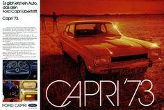 Ford Capri I (1973) GT Übertrifft | von H2O74