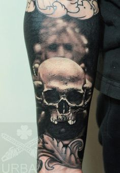 Realism Tattoo by Electric Linda?