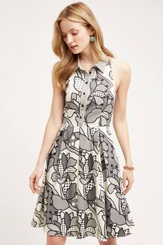 Florie Halter Dress from Anthropologie