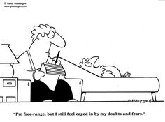 Therapy humor and comics Glasbergen Cartoons (June/04/2015)
