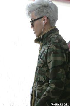 Kris with white hair =D