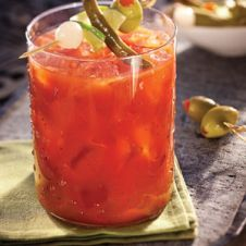 Best Ever Bloody Mary | Recipes | National Honey Board