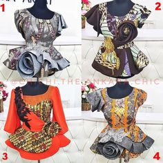 Latest Aso ebi styles The Latest aso ebi styles 2020 ideas are bound to be seen mostly in weekends during weddings; African Blouses, African Tops, African Lace Dresses, Latest African Styles, Ankara Styles For Women, Ankara Peplum Tops, Ankara Skirt And Blouse, Ankara Fashion, Latest African Fashion Dresses