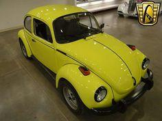 1973 Super Beetle Sports Bug