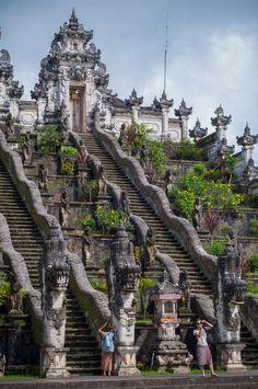 Pura Lempuyang, Bali, Indonesia