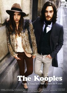 The Kooples Ad Campaign Fall/Winter 2011 Shot #3 | MyFDB