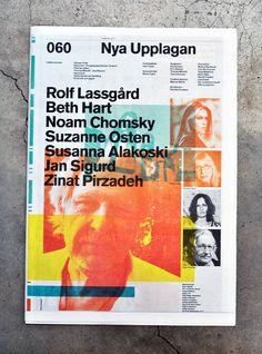 New Edition magazine by BachGärde Design