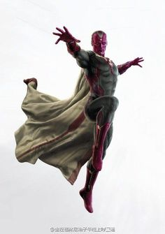 Vision Age of Ultron Suit