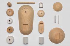 Diseño Escandinavo a través de juguetes.