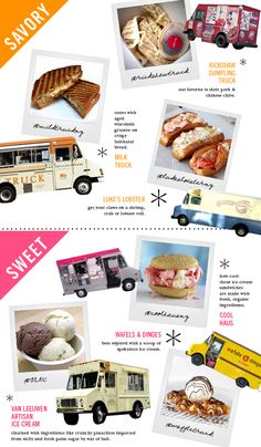 Excellent List of Food Trucks/ kate spade recommended NYC food trucks Food Truck For Sale, Paella, Food Truck Design, Food Stations, Food Science, Food Places, C'est Bon, Food Lists, Street Food