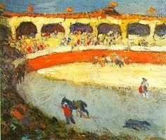 Picasso: la corrida (1901)