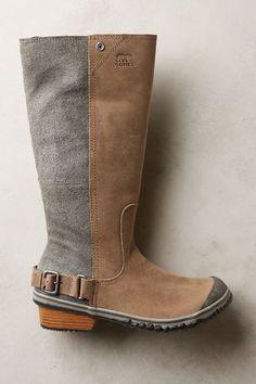 Sorel Slimboot Boots - anthropologie.com