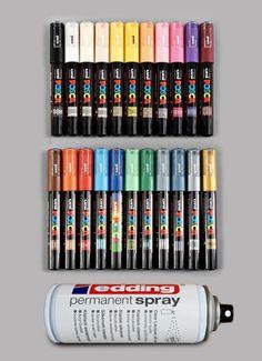Shop alt til graffiti kunst. Glass Painting Designs, Paint Designs, Paint Pens For Rocks, Graffiti, Peace Pole, Posca Art, Spy Gadgets, Pen Art, Pebble Art