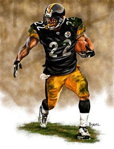 Duce Staley Pittsburgh Steelers 11x14 Lithograph: others cheap from Sportsblink.com