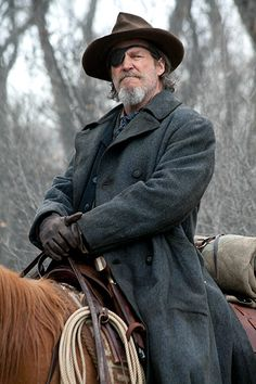 Jeff Bridges- True Grit