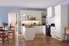 Bruynzeel Ancona keuken in het créme vanille