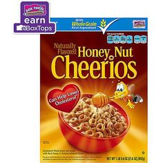 Cheerios Cereal Just $1.49/Each At Walgreens With Printable Coupon!