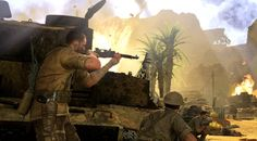 Sniper Elite 3 Preview    #pcgames  #games  #cdkey  #steamcdkey