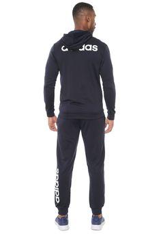 d2c85ef7fb4 Agasalho adidas Performance Mts Lin Ft H Azul-marinho