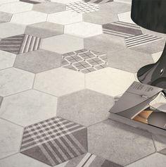 Hexatile Cement
