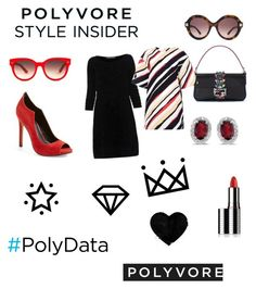 """Polyvore Style Insider"" by steffyyeah on Polyvore featuring Fendi, Dolce Vita, Alberta Ferretti, Valentino, Stylesetter, Equipment, Le Métier de Beauté, C/MEO COLLECTIVE and Allurez"