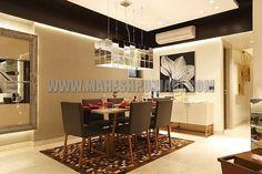 Rustomjee show flat Italpogram lighting #maheshpunjabiassociates #interiorupdates #interiortrends #interiordesign #mumbai #interior #rustomjeefla