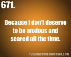100 Reasons to Recover