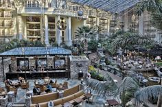 Gaylord Opryland reopens with new restaurants, holiday ...