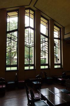 Jiyu Gakuen School of the Free Spirit 1921 Tokyo Frank Lloyd Wright/Arata Endo