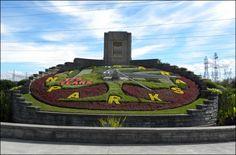 Floral Clock Niagara Falls Canada