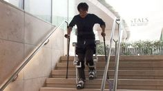 This smart exoskeleton could help paraplegics walk again Read more Technology News Here --> http://digitaltechnologynews.com  Hyundai is venturing into robotics with the H-MEX exoskeleton system that will allow people with limited mobility to walk.  Read more...  More about Mashable Video Robotics Disabilities Technology and H Mex Source/Original Post -> http://mashable.com/2016/12/21/smart-exoskeleton-paraplegics-walk/ #tech #news #trending #leak FOLLOW ON FACEBOOK…