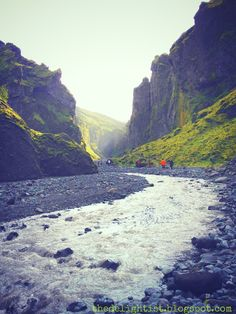 the delightist: Thorsmork Valley, Iceland