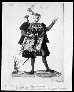Tabard over Henrician silhouette - from a 1555 book, Ehrenspiegel des Hauses Österreich  -- http://germanrenaissance.net/16th-century-german-tabards-plus-a-tabard-pattern/