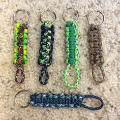Picture of Paracord Keychain
