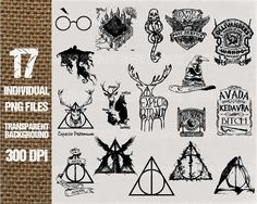 17 Harry potter elem