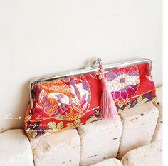Red Geisha high quality kimono zen sunglass case / by SoundOfHome, $35.00 Geisha, Sunglasses Case, Zen, Coin Purse, Kimono, Portraits, Spaces, Wallet, Purses