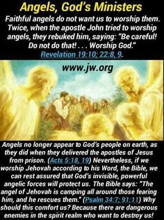 Jesus, God the Son is not Michael. He never said not to worship Him any less than the God of the Way, Truth & Life of the Father, the Word & the Holy Spirit of GET REAL, JW's Jw Bible, Bible Truth, Bible Verses, Revelation 19, Bible Translations, Worship God, Everlasting Life, Bible Knowledge, Jehovah's Witnesses