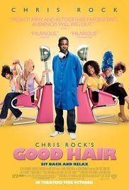 """Good Hair"" on IMDb Official HD trailer: https://www.youtube.com/watch?v=1m-4qxz08So Relaxer reflecting: https://www.youtube.com/watch?v=vCEX34-1o6M"
