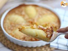 Tarte amandine aux poires, ou la célèbre bourdaloue, Recette Ptitchef Pear, Dairy, Cheese, Desserts, Food, Dessert, Recipes, Ideas, Deserts