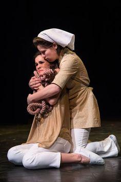 Nurse from shakespeare