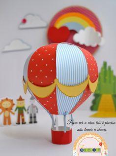 Balão 3D - Tam. G
